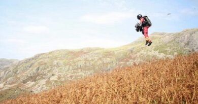 প্রযুক্তির কল্যানে : ডাক্তার উড়ে উড়ে পৌঁছে যাবেন রোগীর কাছে!